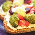 Savory Breakfast Toasts