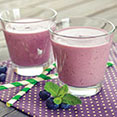 Blueberry Protein Smoothie For Two