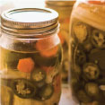 Escabeche Style Quick Pickles
