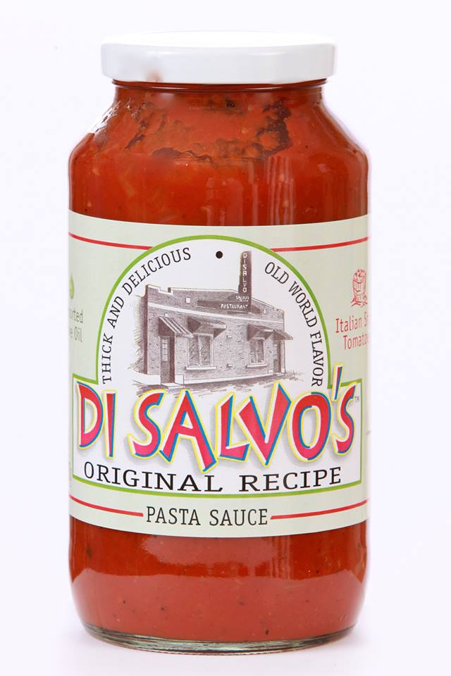 DiSalvo Pasta Sauces