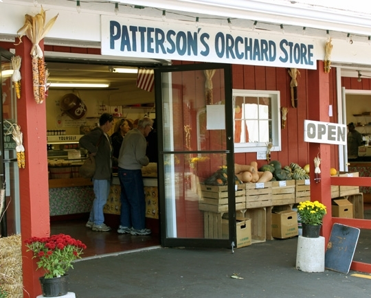 Patterson's Apple Cider